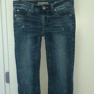 BKE Stella bootcut jeans sz 27R  27x 311/2 EUC
